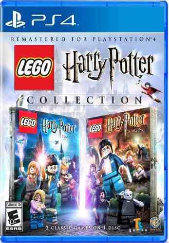 Lego harry potter collection (nuevo sellado) play station 4