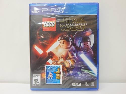 Lego star wars the force awakens ps4 ¡fisico, nuevo