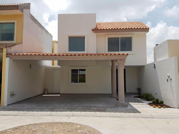Nuevecita casa en venta en aguascalientes zona norte
