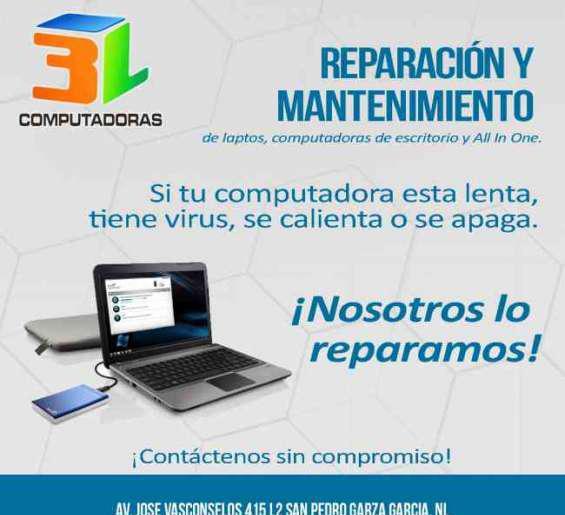 Revision gratuita de equipos de computo en san pedro garza