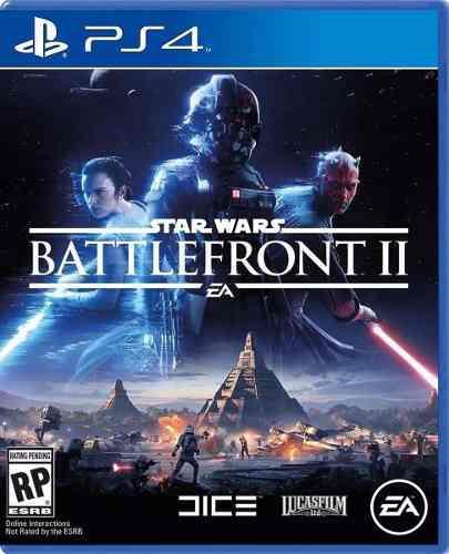 Star wars battlefront ii nuevo juego ps4 envio gratis remate