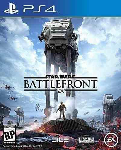 Star wars battlefront ps4, nuevo