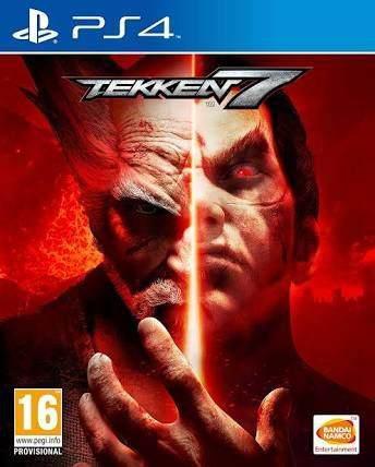 Tekken 7 ps4 nuevo y sellado (en d3 gamers)