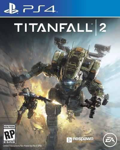 Titanfall 2 (nuevo sellado) - play station 4