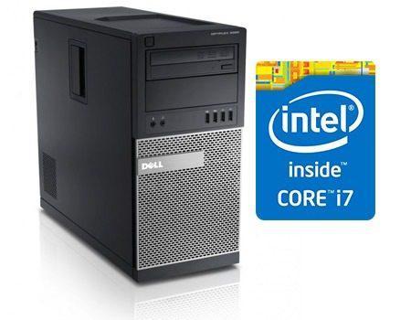 Dell 9020 mt core i7 4ta 128gb ssd + 1tb 16gb ram