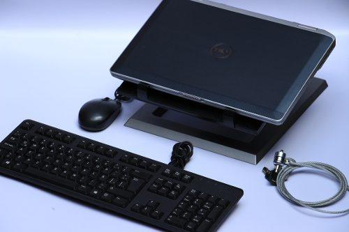 Lap dell latitud 6430 paq (base, teclado, candado, raton)