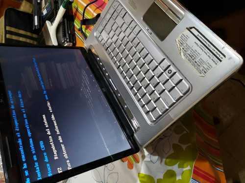 Laptop hp pavilion dv5 1135la para refaccion reparar piezas