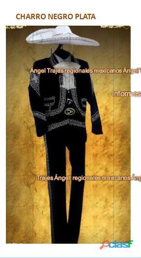 Alquiler trajes de charro bodas xv años fiestas patrias d45ba10f531