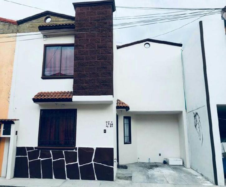 Casa en col. el llano en apizaco tlaxcala
