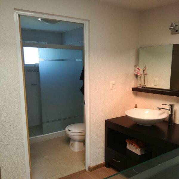 Casa en privada de 3 recamaras y 2 baños completos
