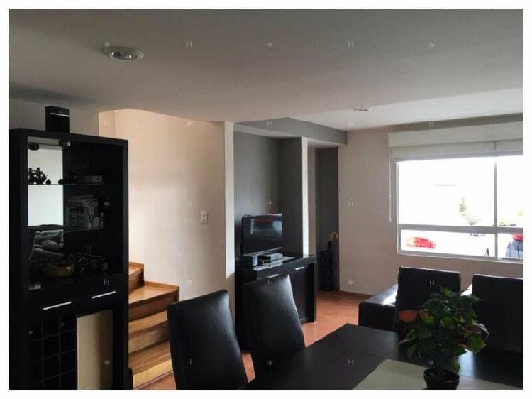 Casa contemporánea en condominio horizontal (manzanastitla,