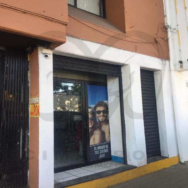 Local comercial en colonia reforma, av. principal.