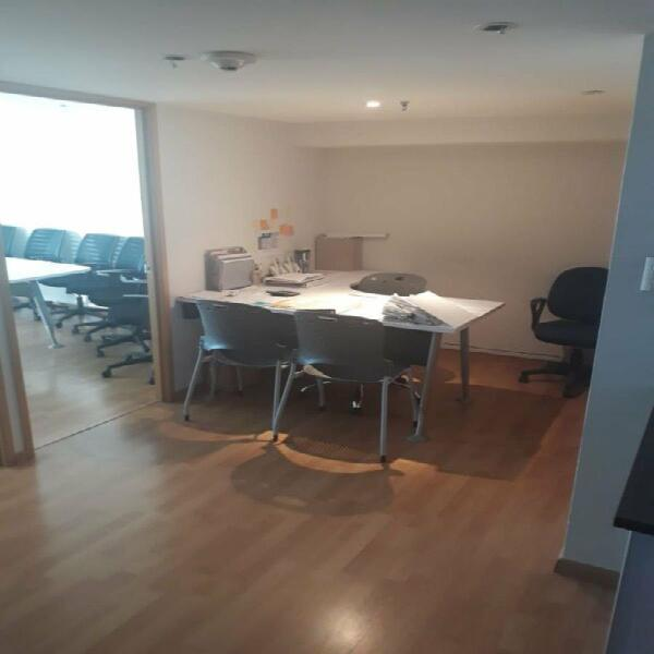 Oficina en renta, Torre WTC 40 m2, piso 24