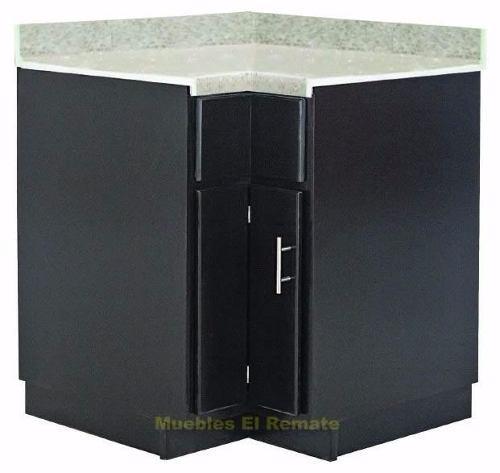 Cocina integral gabinete esquinero 80x80cms venta solo mty