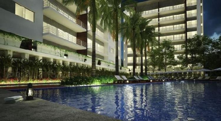 Departamento en venta cancun soho elite apartments t4-2a,