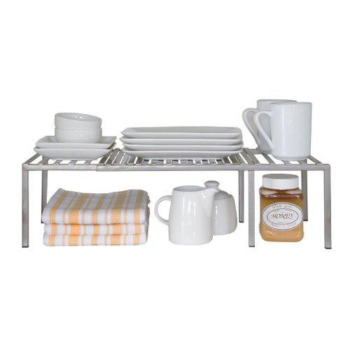 Organizador cocina extensible estante de gabinete envio gra e43368a7d051