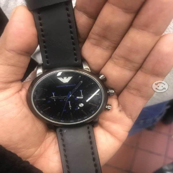 606cb23387bc Reloj cronometro armani   ANUNCIOS Mayo
