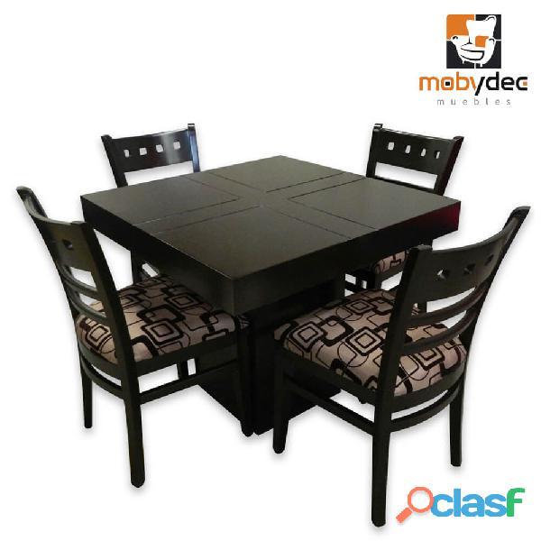 Comedores mesas muebles minimalistas y personalizados