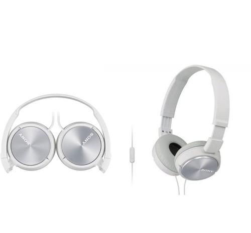 Audífonos sony diadema con manos libres zx310ap