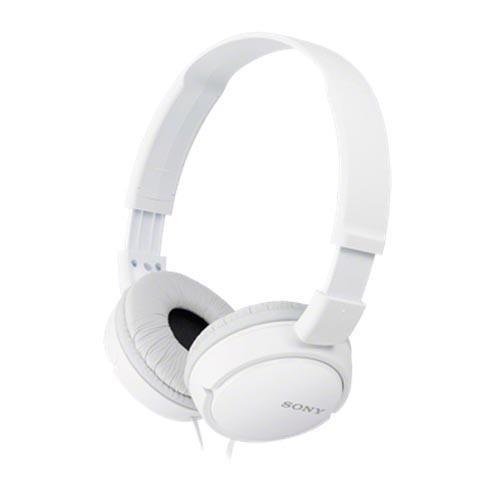 Audífonos sony diadema mdr-zx110 plegables