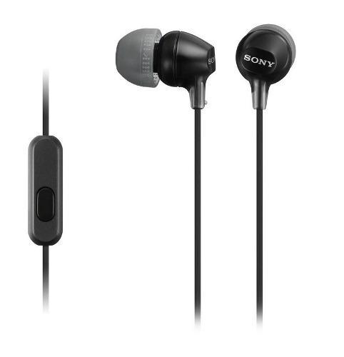 Audifonos alambricos sony in-ear mdr-ex14 con microfono