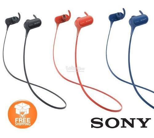 Audifonos sony mdr-xb50bs manos libres extra bass bluetooth