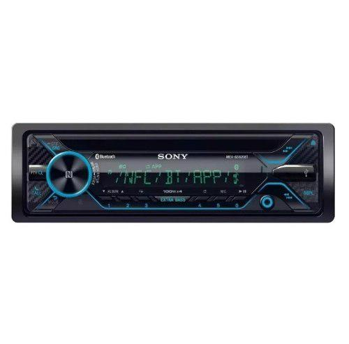 Auto estereo sony mex-gs820bt 100w x 4 bluetooth usb nfc mp3