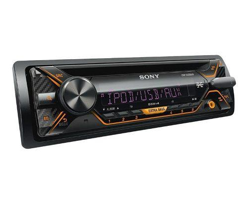Auto estéreo sony cdx-g3200uv cd mp3 usb aux android phone