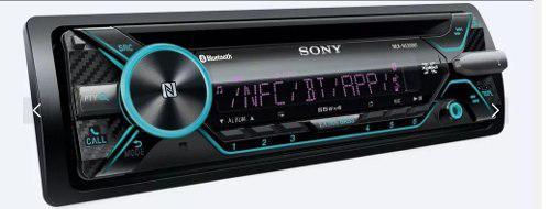Autoestereo sony bluetooth n5200bt cd usb auxiliar xtra bass