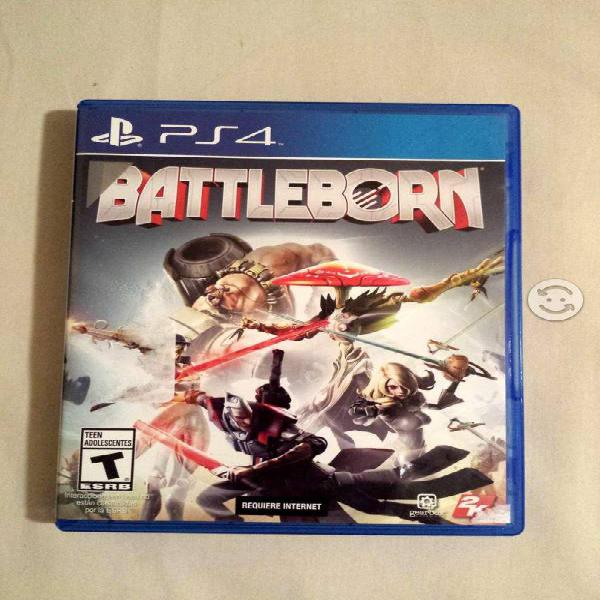 Battleborn Videojuego PS4