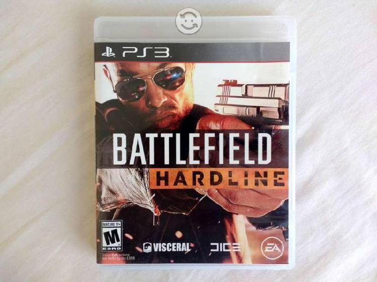 Battlefidl Hardline Videojuego PS3