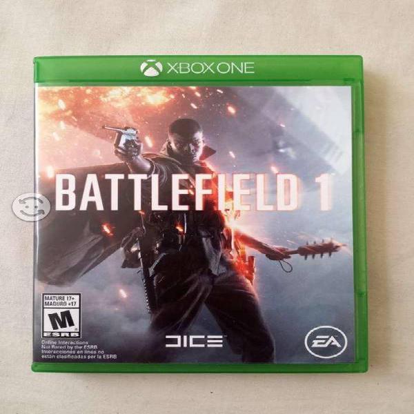 Battlefield 1 Videojuego XBOXONE