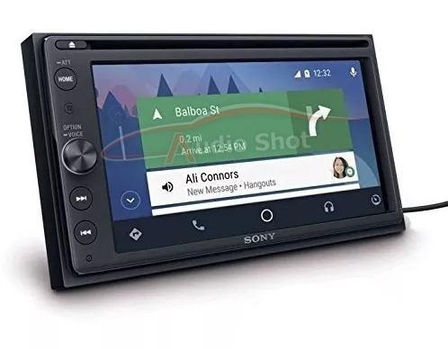 Estéreo de pantalla sony xav-ax200 android auto carplay