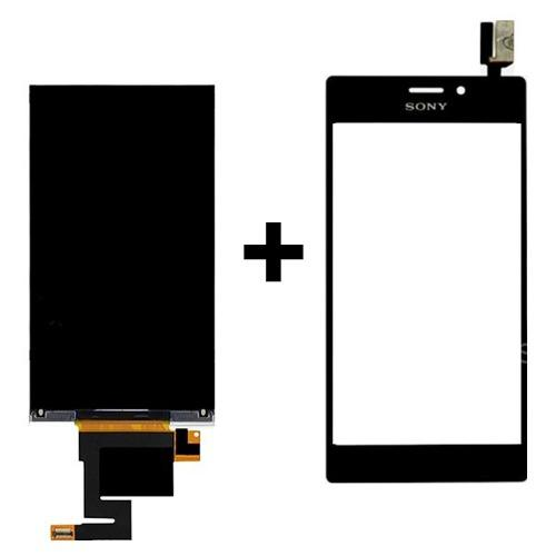 Pantalla lcd touch sony xperia m2 d2305 d2306 nueva