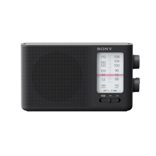 Radio am/fm sony icf-19 sintonización analógica portátil