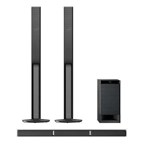 Sistema de cine en casa de 5.1canales con barra de sonido