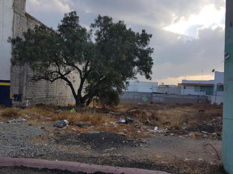 Terreno comercial en venta o renta sobre boulevard luis