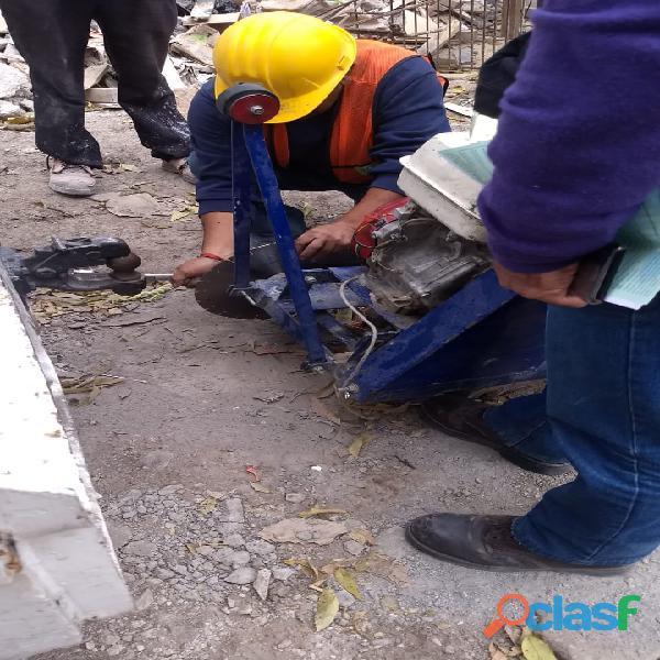 venta de cortadora de piso