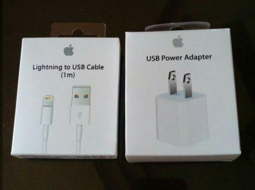 9c33510ad94 Cable + cubo cargador apple original iphone 5 6 7 8 x ipod en México ...
