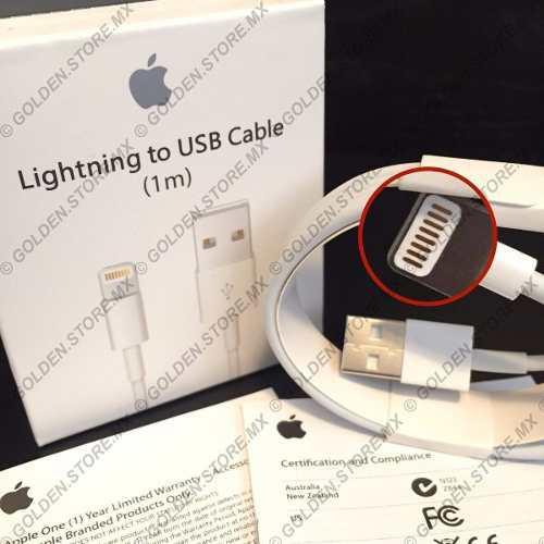 Cable lightning original apple 1m