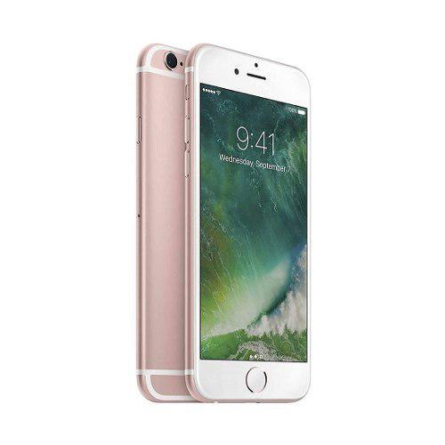Celular iphone 6s 32 gb apple rose gold