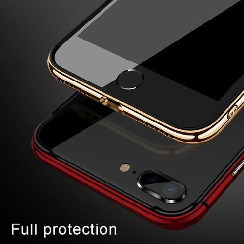 Funda bumper iphone x xs | 8 | 7 | plus premium slim