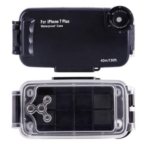 Funda contra agua iphone 7 7plus iphone 8 8 plus para bucear