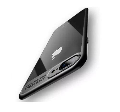 Funda protectora case slim lujo elegante iphone 7 8 plus env