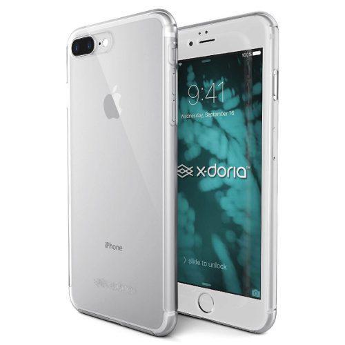 Funda protectora transparente 360° iphone 7 plus | 8 plus