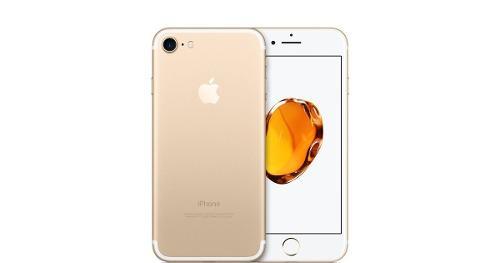 Iphone 7 256 gb oro nuevo caja sellada de fábrica
