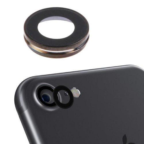 Lente cristal camara trasera iphone 7 original facil pegar