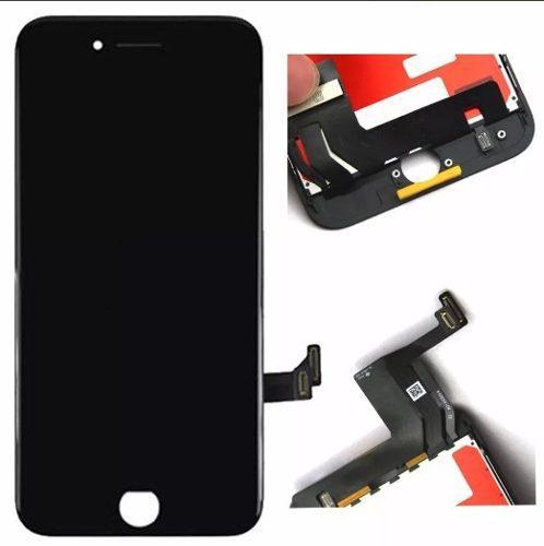 Pantalla original iphone 7 blanco negro hd touch lcd a1778