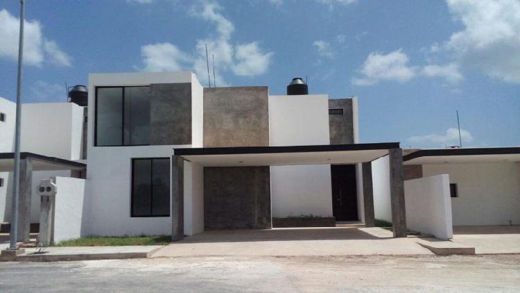 Pre-venta de casa en residencial kanan