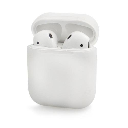 Protector funda case silicona para apple airpods 17 colores